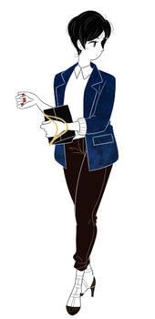 Work Wardrobe Capsule Animation