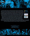 Blue Smoke Journal Skin by caybeach