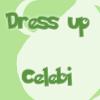 Celebi Dress-up by Sharkchel