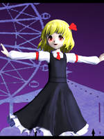 Nakao-styled Rumia [Download] by Nidoru-RS