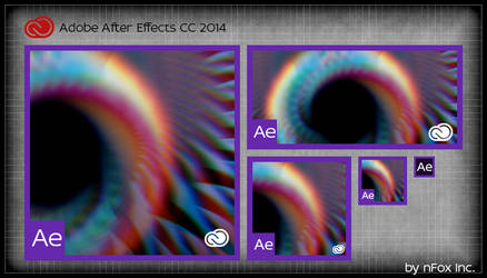 Adobe After Effects CC 2014 tile by nfox25