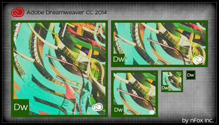 Adobe Dreamweaver CC 2014 tile by nfox25