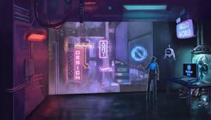 CyberPunk (animated)