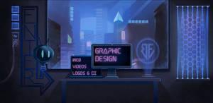 Design Banner - animated