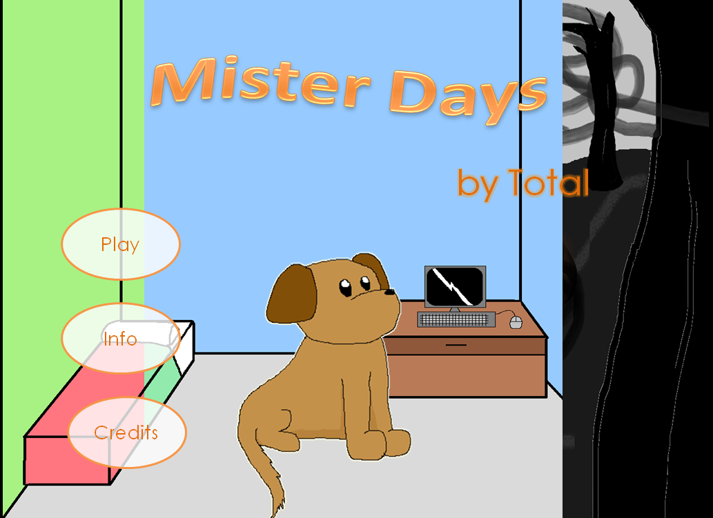 Mister Days Sim Date by totalthedog