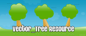 Vector.Tree.Resource vol.1