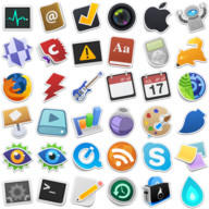 sticker icons by nickolas4785