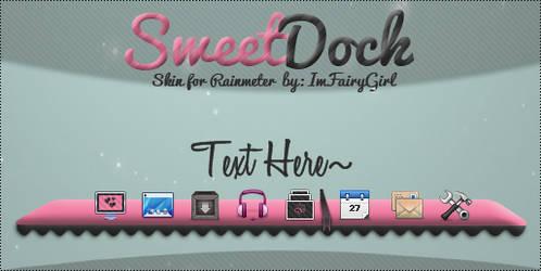 SweetDock skin by Imfairygirl