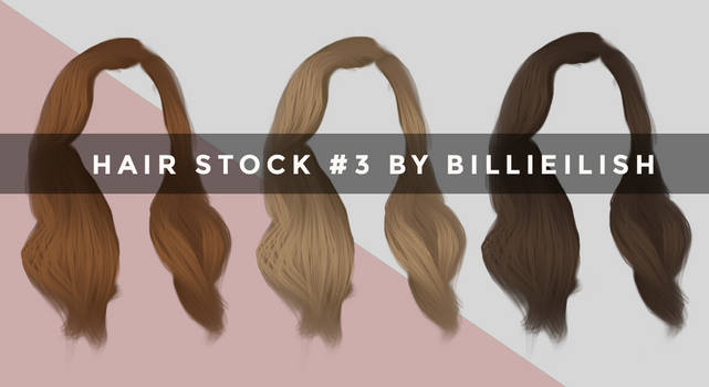 painted hair stock 3