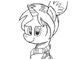 oc pony anim loop