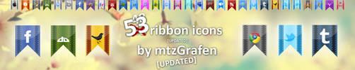 Ribbon Icon Pack by mtzGrafen