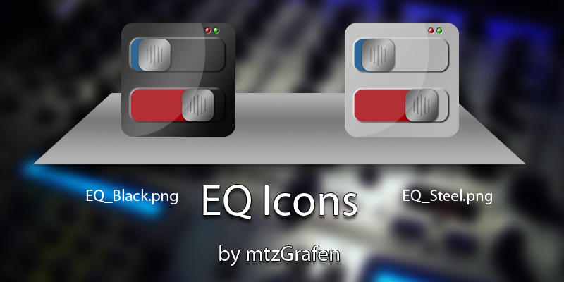 2 EQ Icon's by mtzGrafen