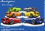 Lamborghini Superleggera Walls