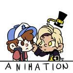 [FanArt] Squishy Face - Animation