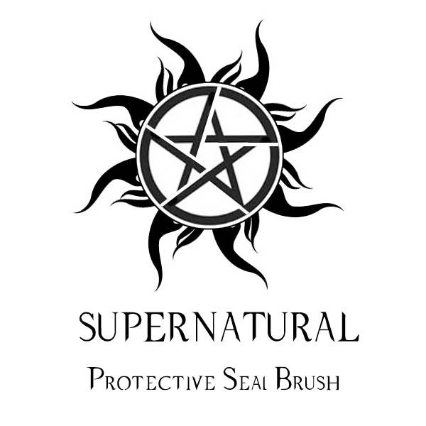 supernatural logo tattoos - 600×600