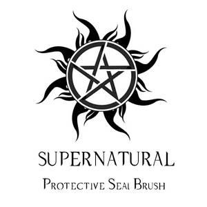 Supernatural Protective Seal