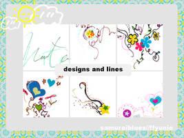 designs and lines by ffyunie