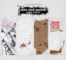 mix and match by ffyunie
