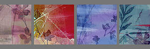 100x100 flower textures