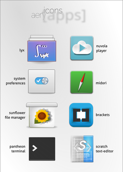 Eary Icons - Apps V.1