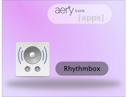 Rhythmbox Icon (Eary Icons)