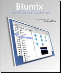 [Gtk 3.8 3.10 Theme] Blumix V0.2