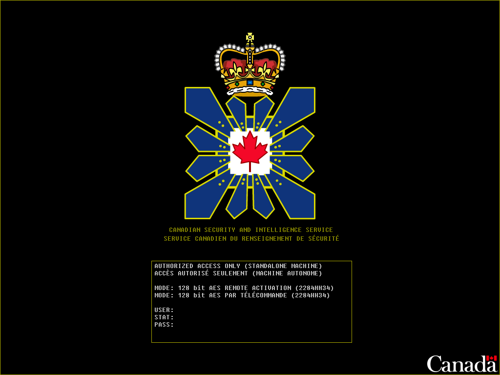 CSIS Canada Logon by Paperweight64 on DeviantArt