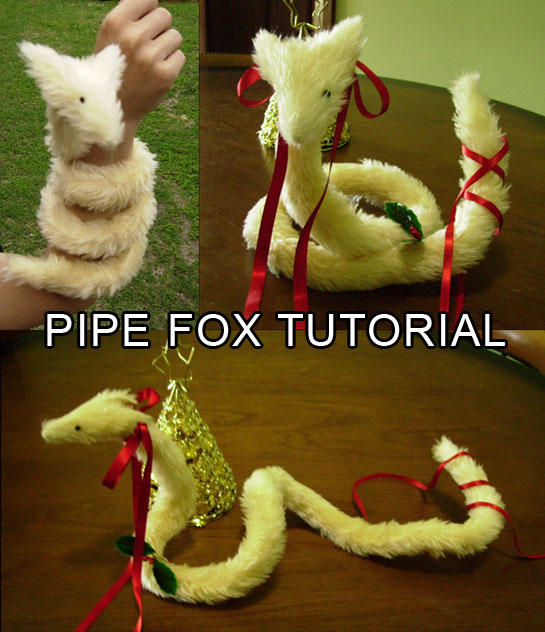 Pipe Fox Tutorial by rallamajoop