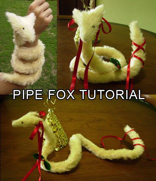 Pipe Fox Tutorial by rallamajoop