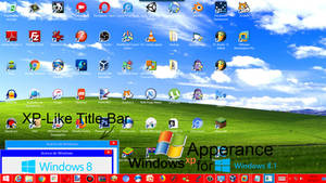 Windows XP Metro Apperance for Windows 8.1