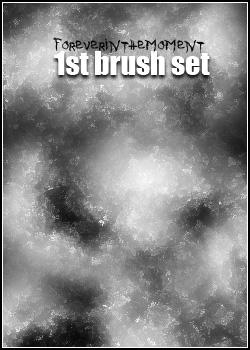 1st Released Brush Set by foreverinthemoment