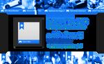 BLUE EDITION! Windows 8 Games Metro Icon .PSD!