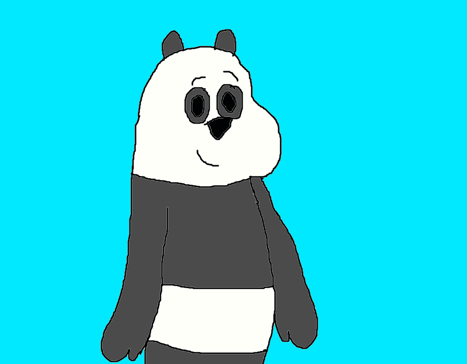 Po the Panda (Winnie the Pooh) (CyberChaseZoneFilms2010