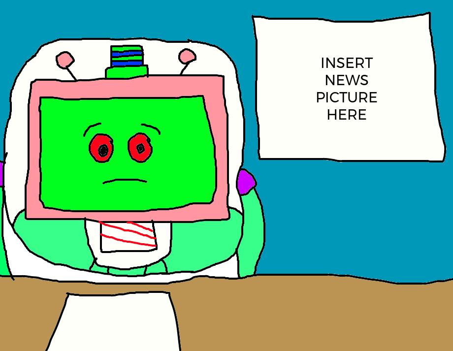 Robotic Lightyearu0027s News Report (Template) By MikeEddyAdmirer89 ...