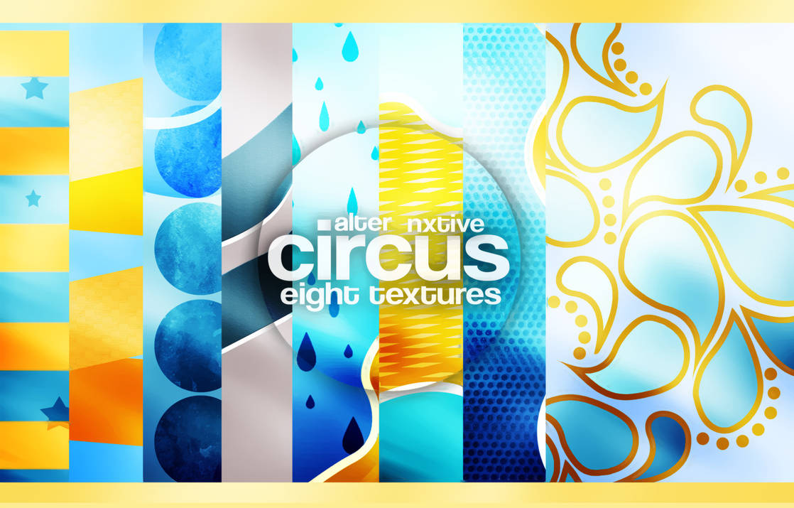 Textures  Circus    By Alternxtive by alternxtive