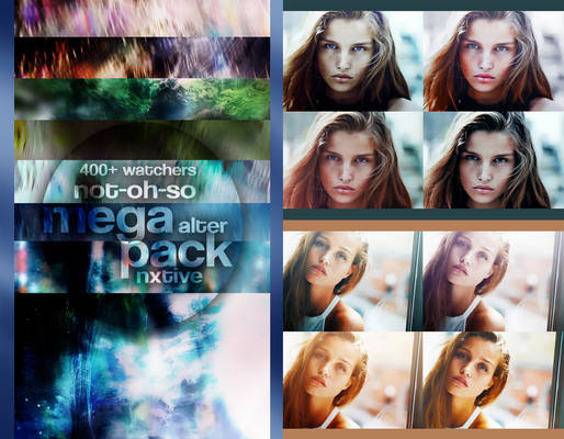 mega pack | textures and psds || by Alternxtive