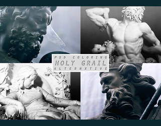 psd | holy grail || by Alternxtive