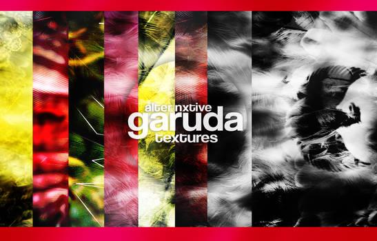 Textures | Garuda || by Alternxtive