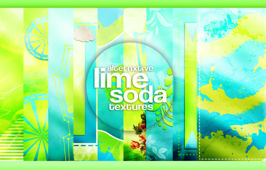 Textures | Lime Soda || by Alternxtive