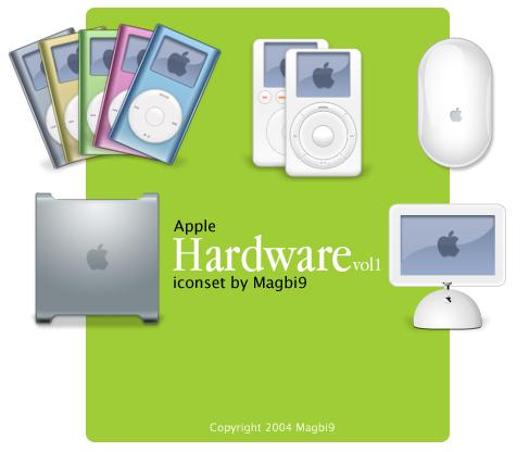 Magbi9's Apple Hardware Vol1