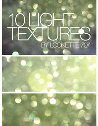10 large light textures