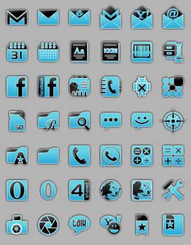 CyanGinger Icons