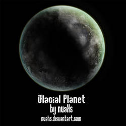 Glacial Planet - PSD Source