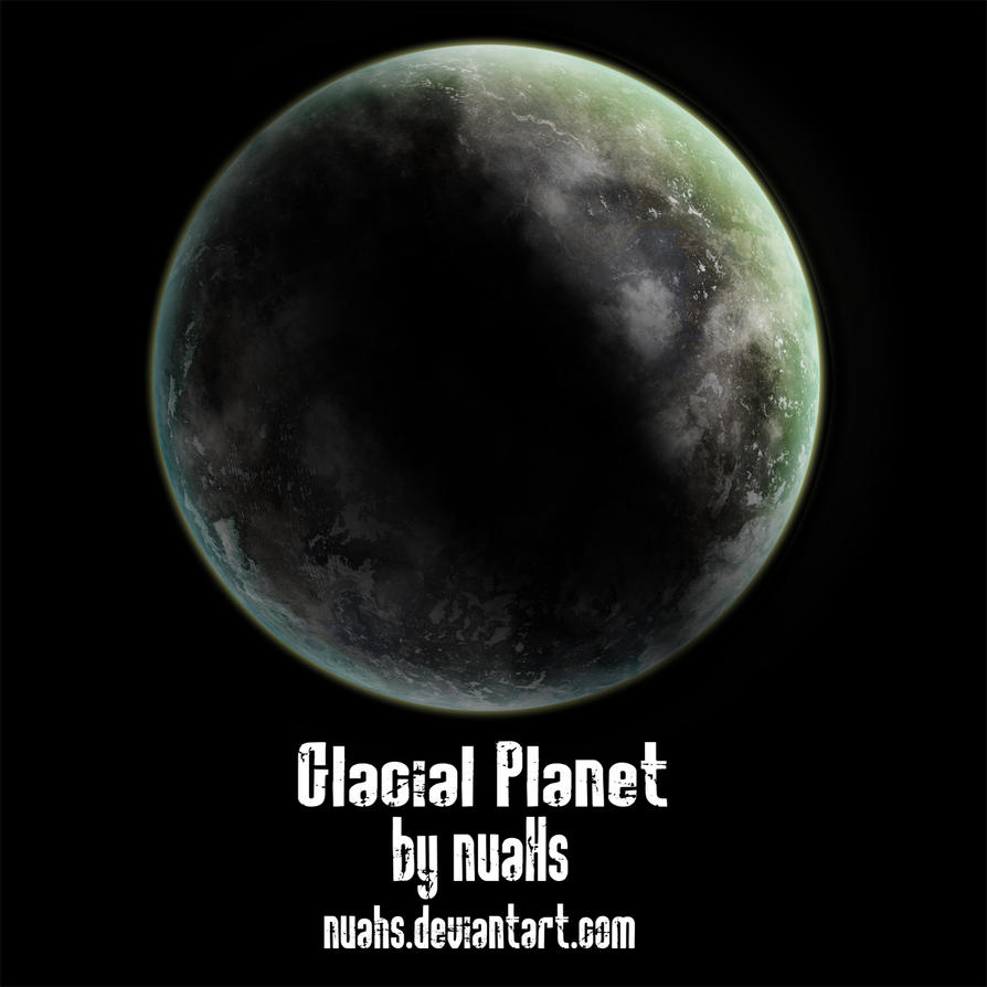 Glacial Planet - PSD Source by nuaHs