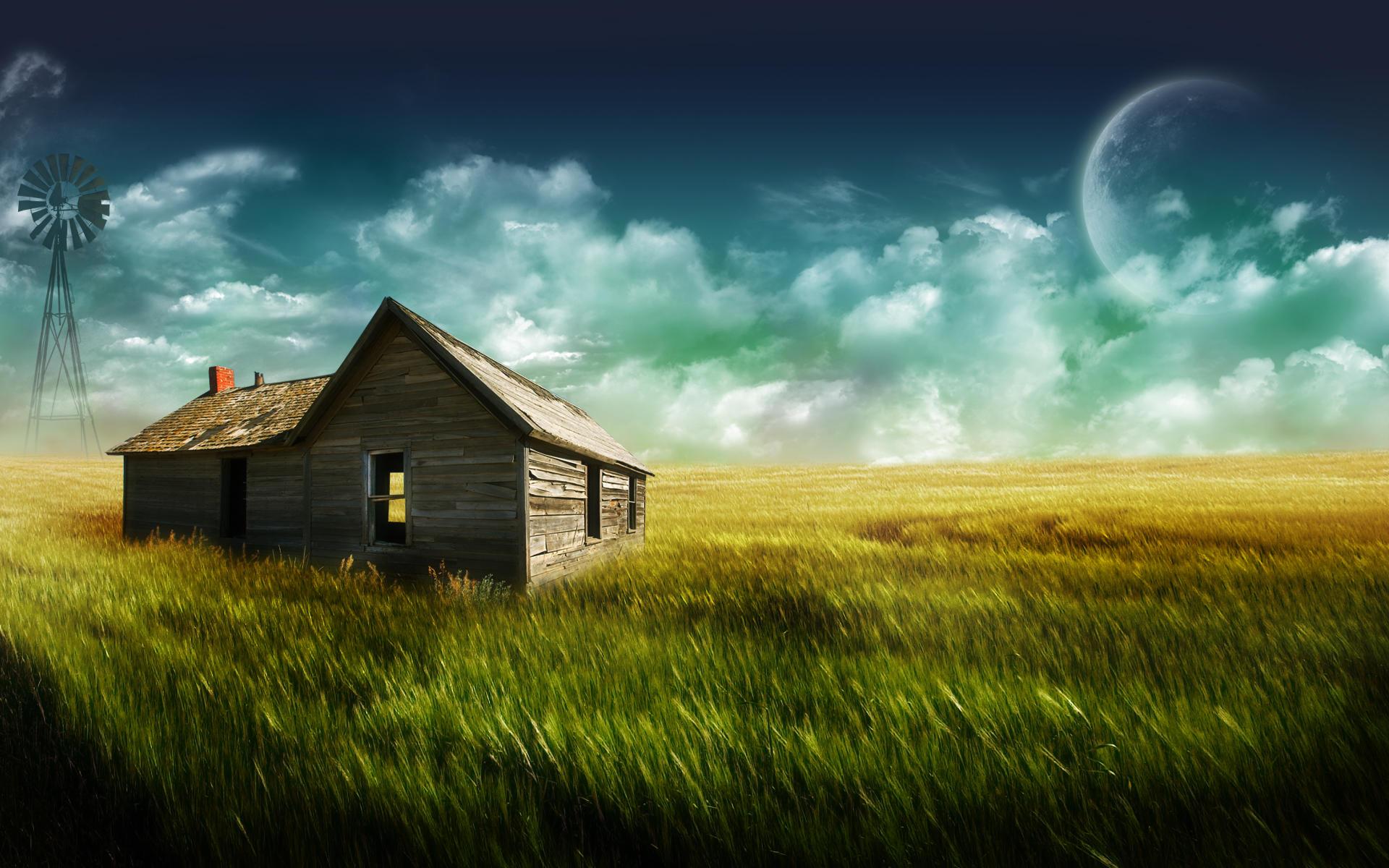 The Old Farm, por nuaHS