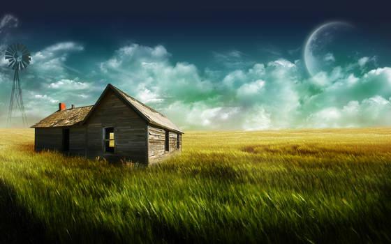 The Old Farm by nuaHs