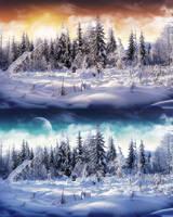 Winter Wonderland 2 by nuaHs