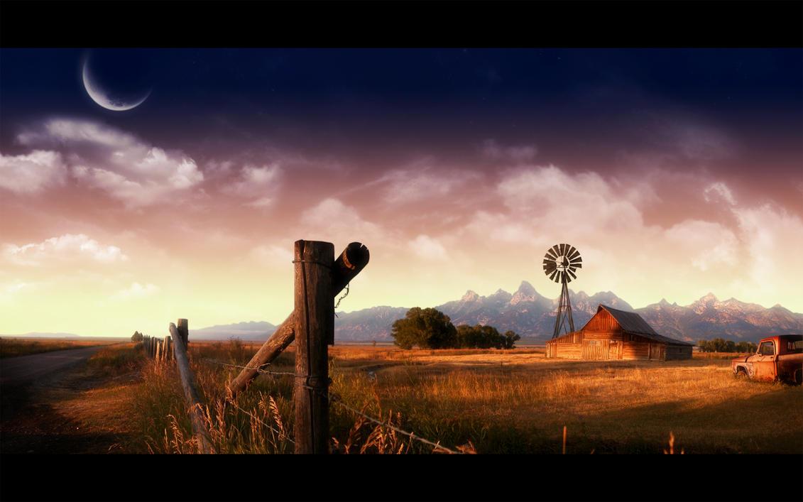 Farmland by nuaHs