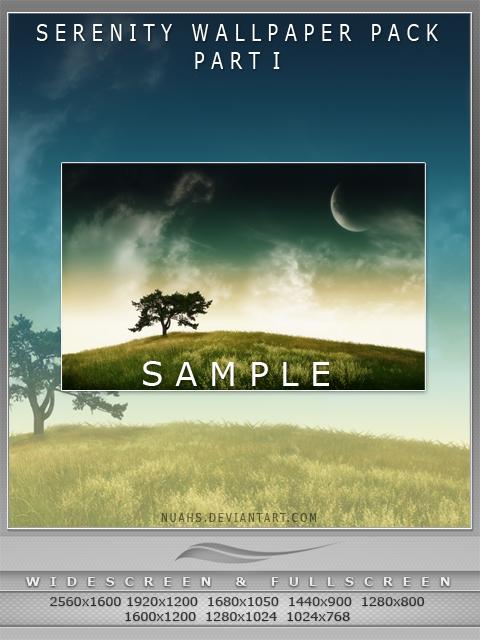 Serenity - Wallpaper Pack Pt1