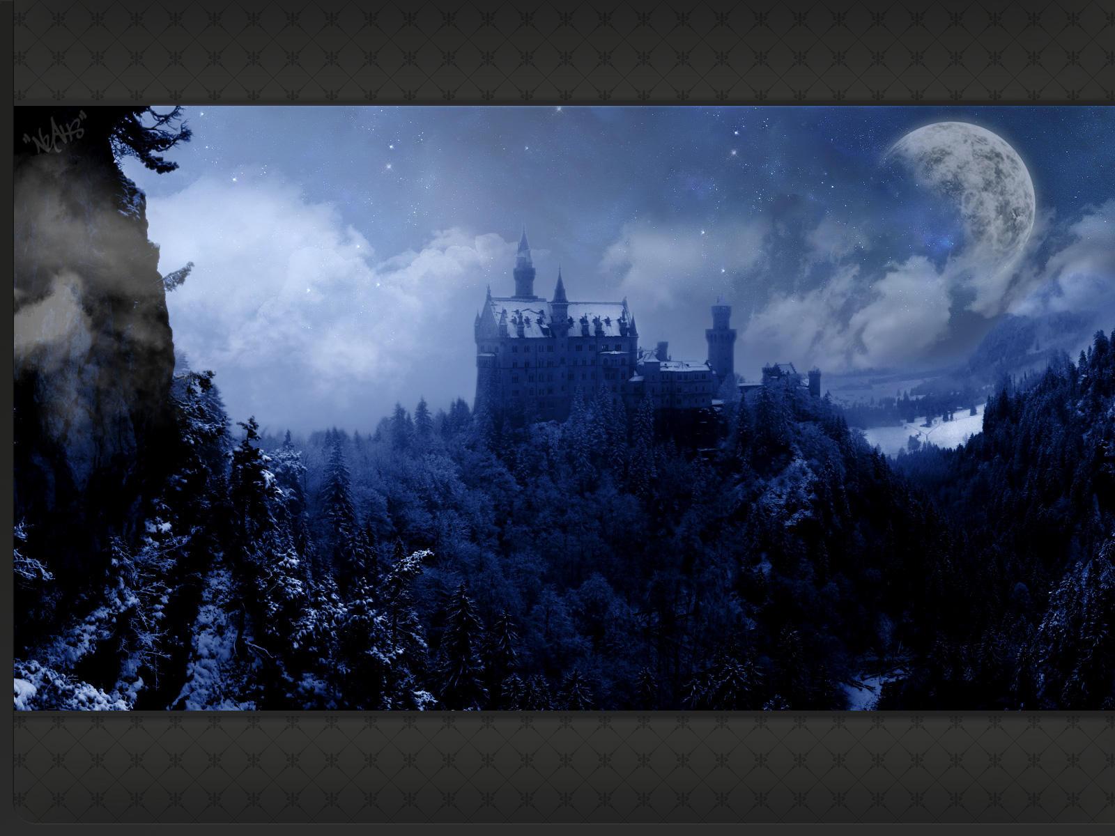 Mystic Castle by nuaHs on DeviantArt